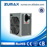 ZU250 250W PC Computer game ATX power supply factory price for wholesales