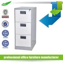Metal models office 3 drawer filing cabinet