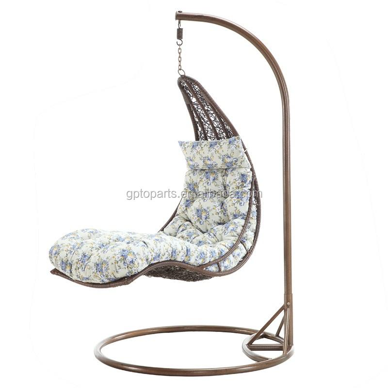 int rieure balcon balan oire chaise de rotin de pe monoplace pour bande balan oire id de produit. Black Bedroom Furniture Sets. Home Design Ideas