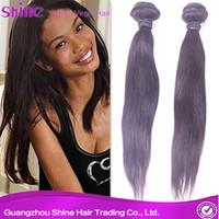 Asian best export velvet indian silky straight hair