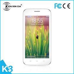 4.5 inch big screen new arrival original KENXINDA dual cell phone brand android phone