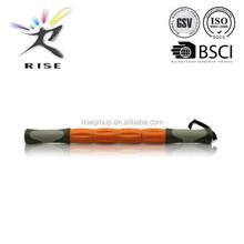 2015 new products massage roller stick wholesale Long wood sticks flat wood sticks