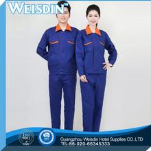 denim shirt-functional fr cotton workwear fabric