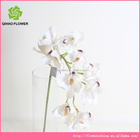 artificial flower silk phalaenopsis orchids stems