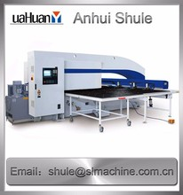High Speed Punching Machine turret punch press VT-800 cnc wood hydraulic press machine