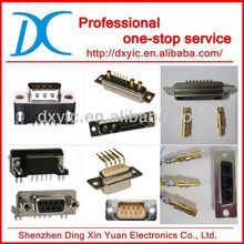 ITT DEMAY-9S-A101 CONN DSUB RCPT 9POS CRIMP D-Sub 9PIN CONNECTOR