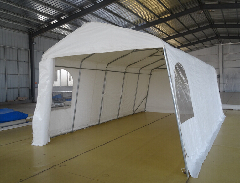 Small Car Canopies : Ss small car parking shelter canopy buy garage