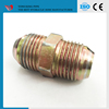 nickel plated brass compression fittings camlock male threaded coupling hydraulic brass fittings