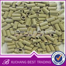2013 high quality hot sale micro copper tube for hair extension