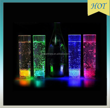stock glow multiColor LED glass cup