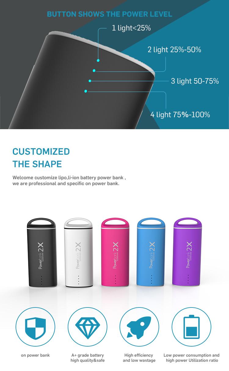 5000mah Ultra Slim Power Bank Mobile Battery Charger Circuit Diagram Phone New Universal Portable 5v Mini Usb 6