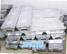 Zinc alloy ingot Zamak#3#5#8