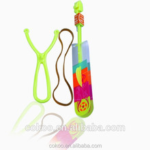 bow and arrow targets shooting bow and sport 2015 Hots Flying Umbrella Toys LED Flashing Arrow