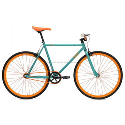 Snowwolf-bicycle customer design 700C track fixed gear bicycle single speed city bike SW-700C-M0078