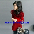 2014 loveslf muy hermosa para niños vestido formal