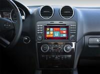 Auto Radio for Mercedes ML CLASS W164, GL Class X164