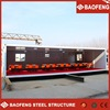 Competitve Price Mobile low cost prefab good prefabricated container house