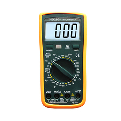 China customized best multimeter digital / low price brand testing equipments with best quality