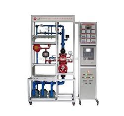 Teaching Platform / Automatic Sprinkler Fire-Extinguishing Linkage Training System