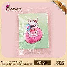 2015 manufacturing cartoon character kids room decoration removable wall pvc foam sticker
