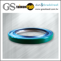 High Temperature Shaft Seal Lip Seal with Gasket