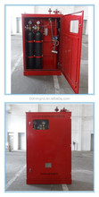Transformer explosion prevention and fire extinguishing apparatus, Nitrogen Injecting Installation