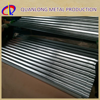 Hot Dipped Galvanized Lowes Metal Roofing Plate Price