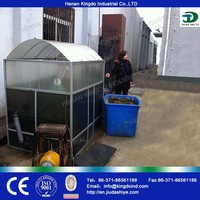Home Biogas Plant of China Manufacturer for Sale