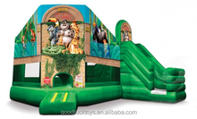 juegos inflables china/ christmas inflatable toys funny /inflatable castle