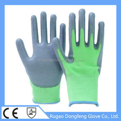 High Quality PU Palm Coated HPPE Gloves Hand Protection