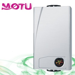 tankless used water heaters with LCD LED MT-F22
