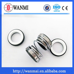 Double ceramic face shaft seal,mechanical seal for submersible sewage pump,Submersible pump seal 45mm