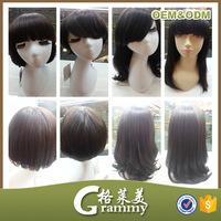 wholesale cheap brazilian vrigin human hair topper wig