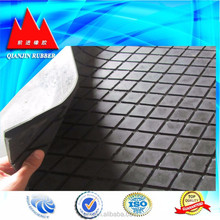 Waterproof rubber flooring mat for playground