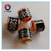 BIRD Pigeon rings 2015 customized best price with factory direct plastic holder ring pigeon ring bird ring pet ring