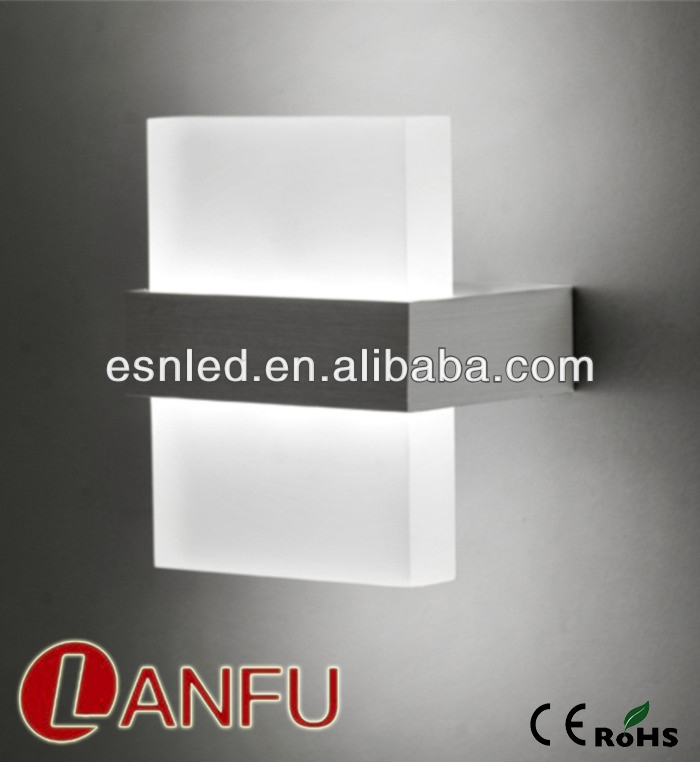 Corredor de led de luz de pared apliques de pared - Apliques pared modernos ...