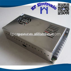 Professional 20A 250W Metal case adjustable CCTV Camera switching power supply DC 12V