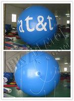 2m Diameter self Inflating helium balloon