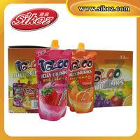 SIKOZ BRAND SK-V048 Nice Design Minuman Jelly/ CC Jelly/Fruit Jelly Drink