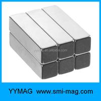 Alibaba china small block neodymium magnet used sewing machine
