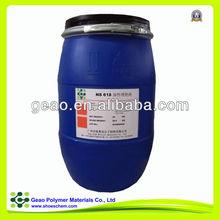 Repelente al agua química, calzado protector azul con el tambor de embalaje para el cuero