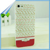 attractive 3d for cell mobile phone case ,3d case for iphone