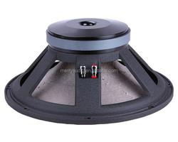 3 inch vocie coil 15 inch woofer speaker line array MR1519075J