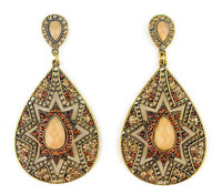 Purchase in China for Particular Water Drop Bohemian Earrings