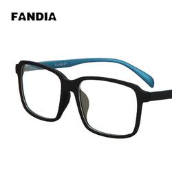 269 ewfdy 9128 new Korea retro fashion glasses frame plating radiation plain mirror frame men and women the same paragraph