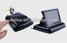 4.3inch foldable car monitor in electronic components car monitor factory