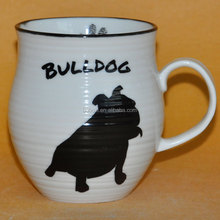 2016 new design 3d ceramic animal mug wholesale