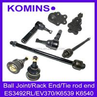 K6539 K6540 Ball Joint EV370 Rack end ES3492RL Chevrolet tie rod end
