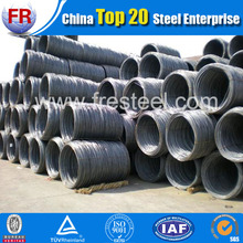 High tensile steel strand wire low carbon steel wire sae1006 1008 1010