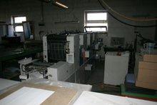 Offset machine Ryobi 3304 H ,2000